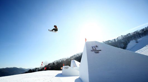 Korean Winter Sports IMG